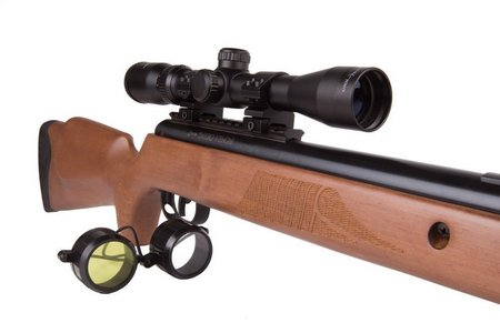 crosman nitro venom scope