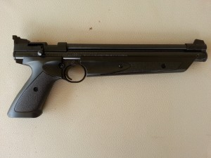 Crosman 1322 air pistol