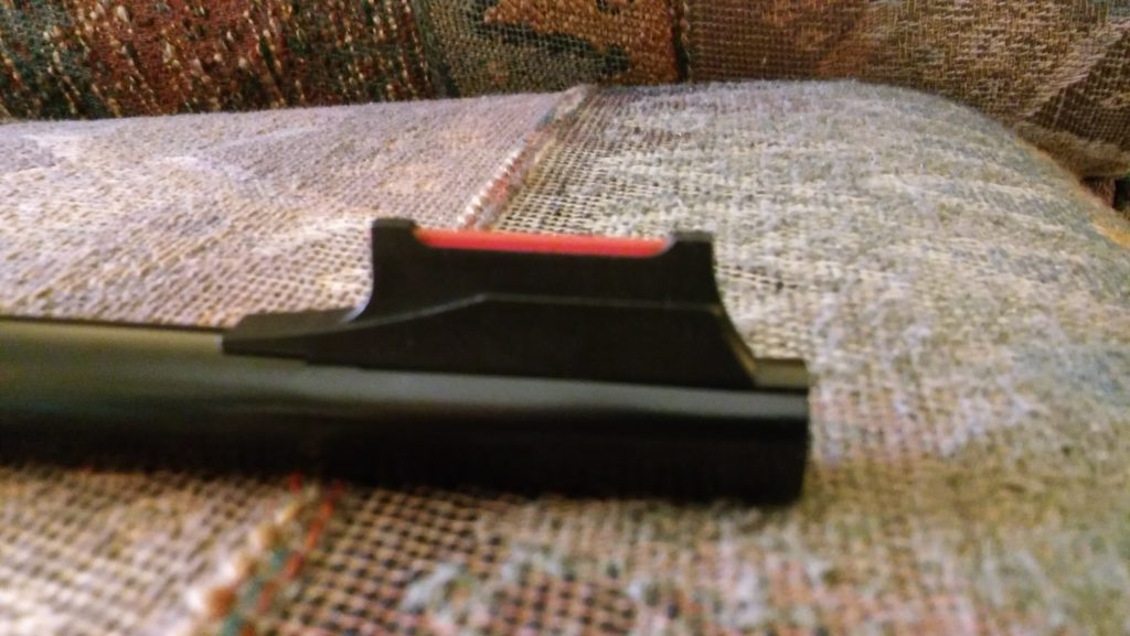 Daisy Powerline 880 front Sight