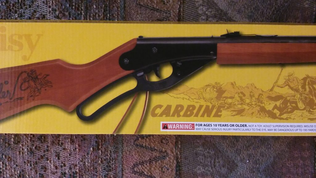 Daisy Red Ryder BB Gun Carbine
