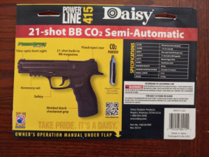 Daisy Powerline 415 bb gun