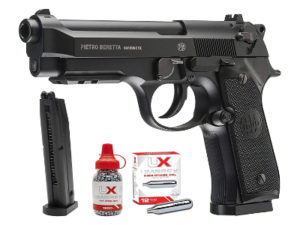 Beretta 92 A1 CO2 Full Auto BB Pistol