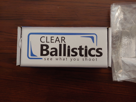 Ballistic Gel Box
